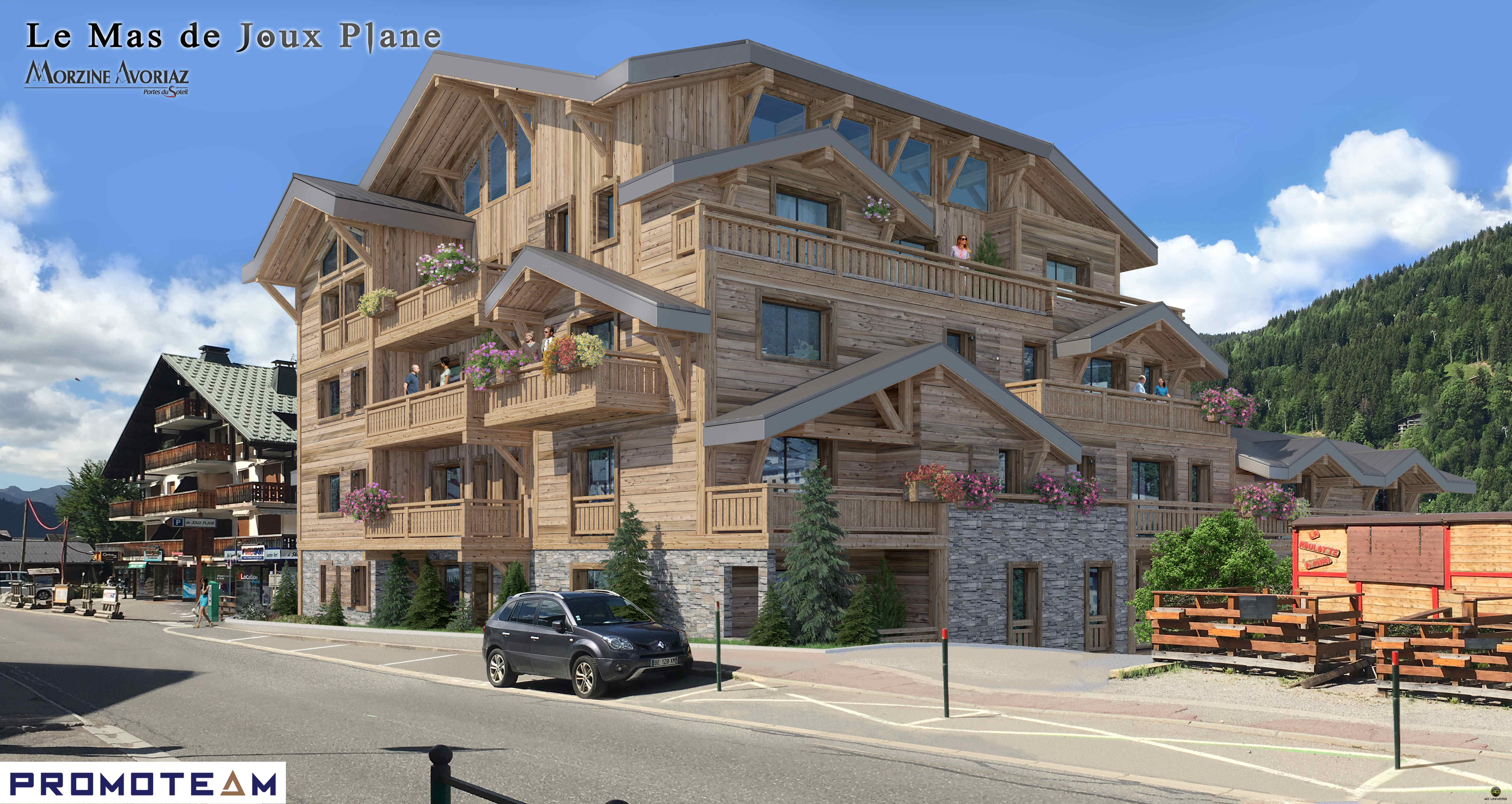 Youu0027ll Find Local Stone And Larch Wood Cladding With Advanced Ecological  Technology Throughout.